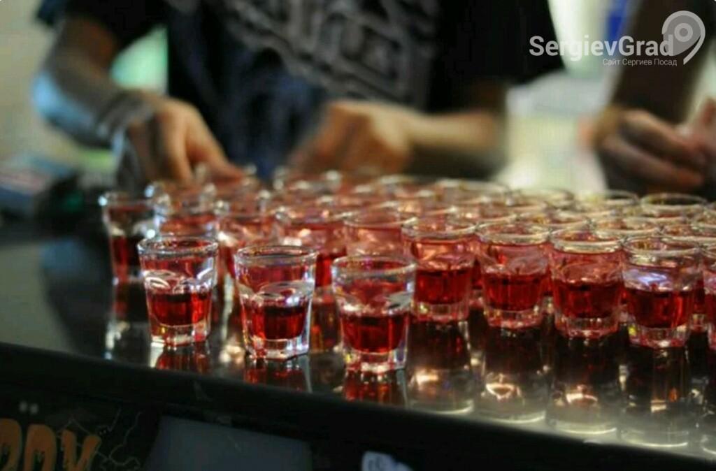красный боярский коктейль