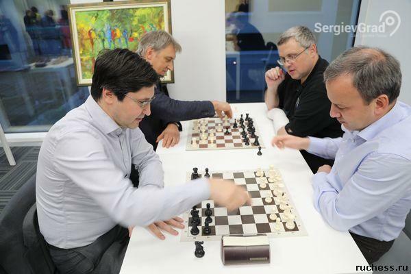 В Сколково открылся шахматный клуб имени В.Я. Дворковича 1.JPG