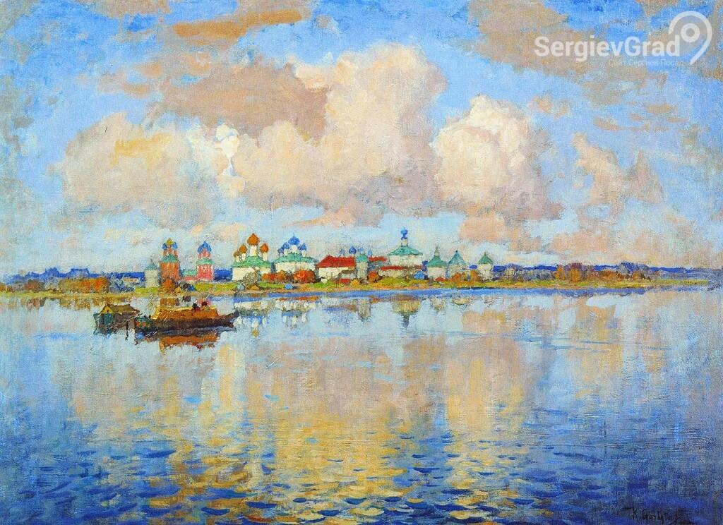 Ростов Великий, картина К. Горбатова