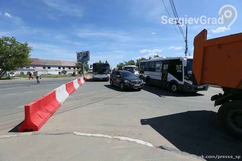 сергиев посад перекрыли новоугличское шоссе на деулино.jpg