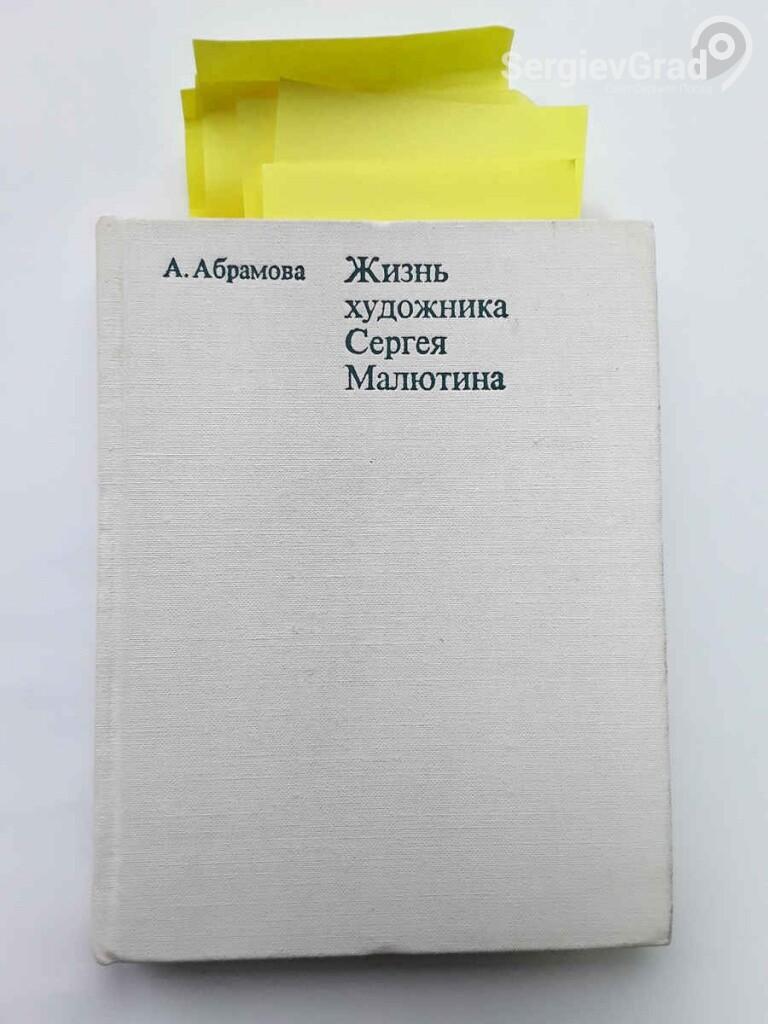 книга Абрамова Малютин