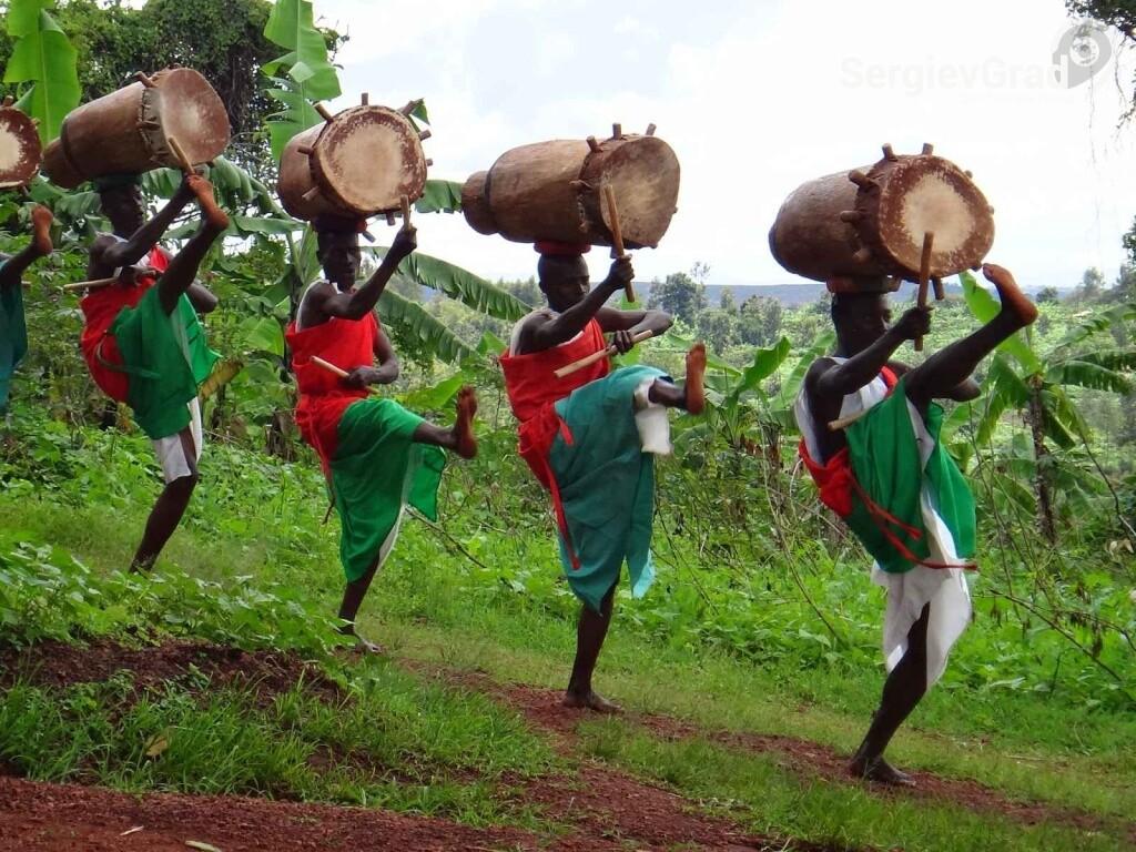 бурундийские барабанщики