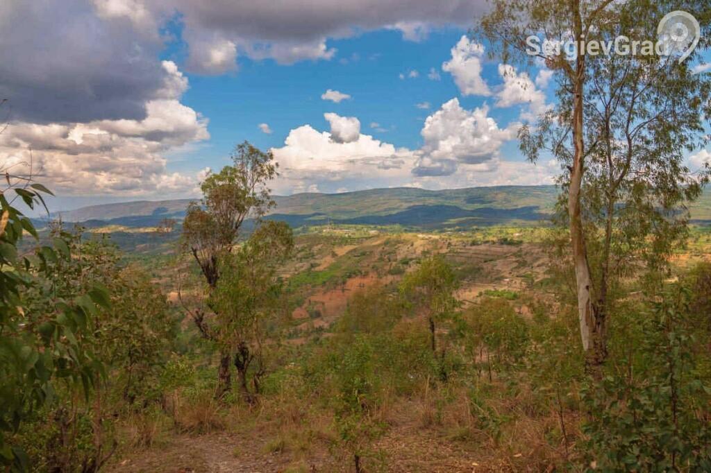 пейзаж бурунди
