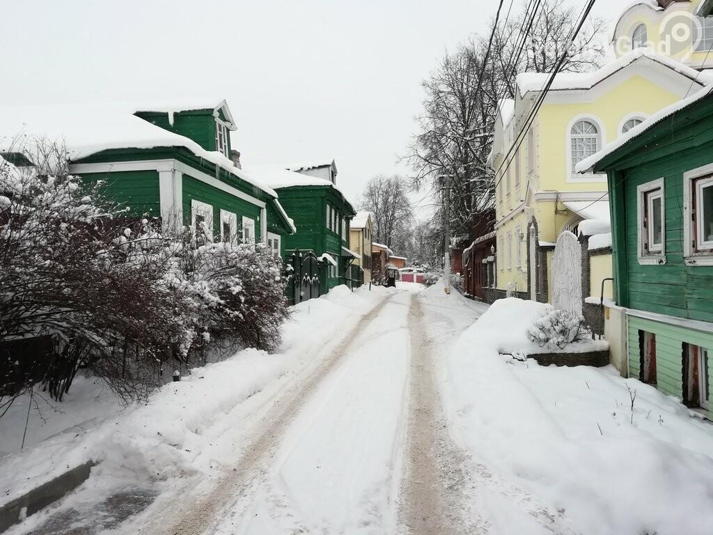 пионерский переулок сергиев посад