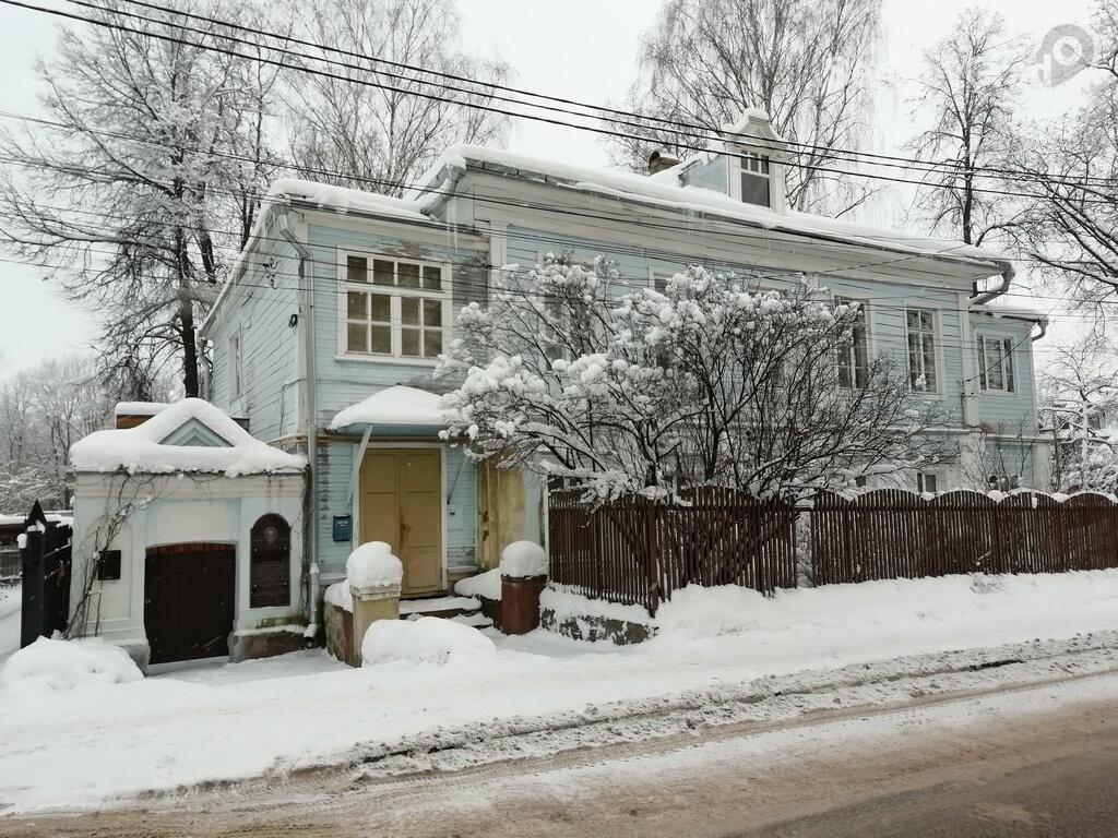 дом Олсуфьева Сергиев Посад