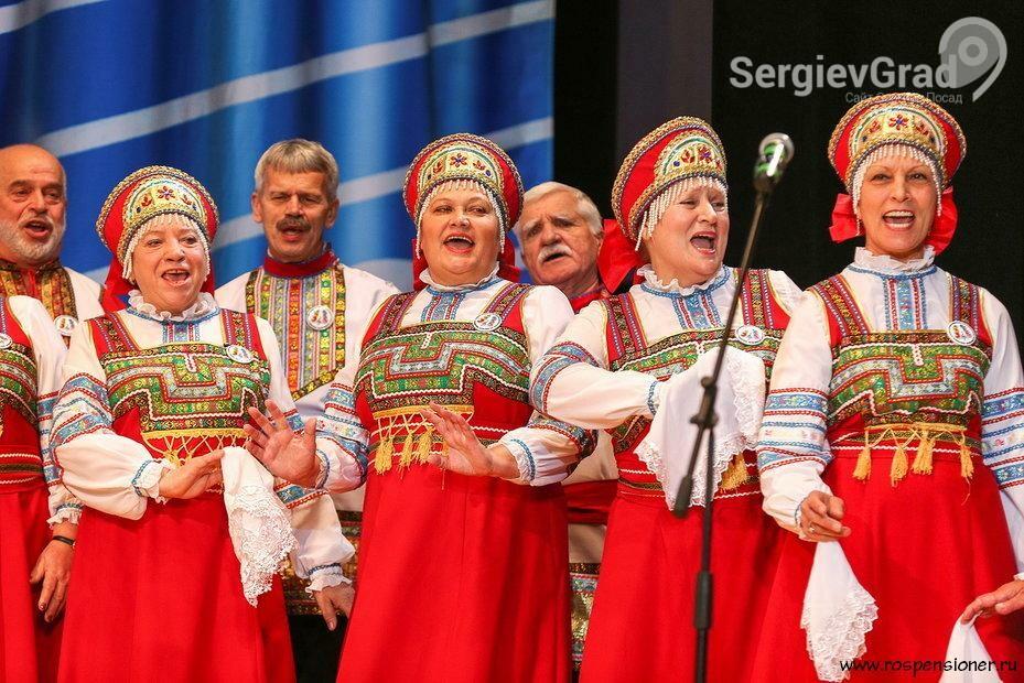 В конкурсе приняли участие пенсионеры из 30 регионов России