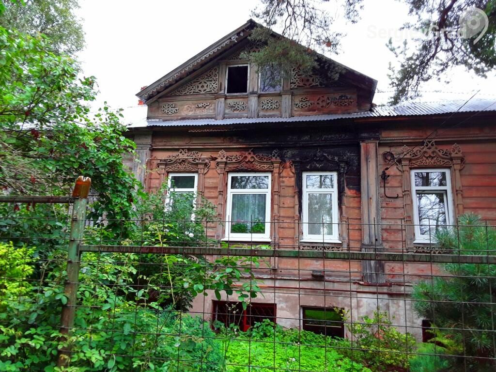Дом Бабеля в Сергиевом Посаде