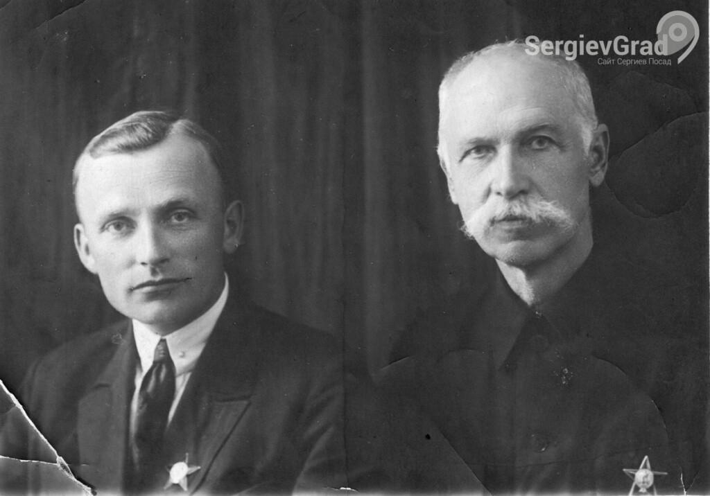 Шпагин и Токарев