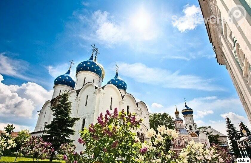 Троице-Сергиева лавра запустила онлайн-тур по монастырю, фото-1