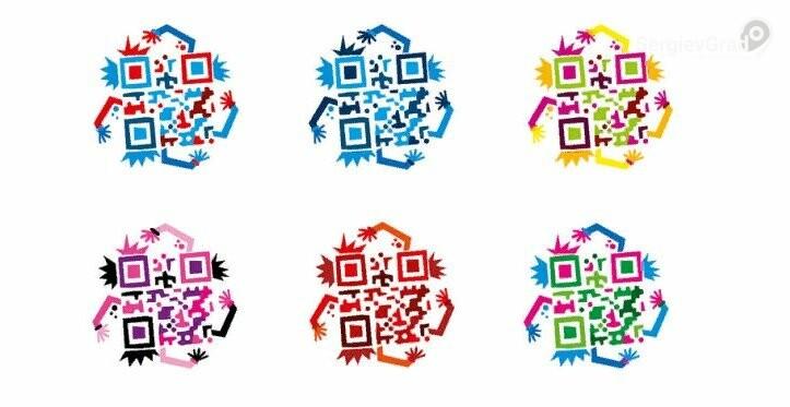 Идеи для творчества – подборка самых креативных QR-кодов, фото-5