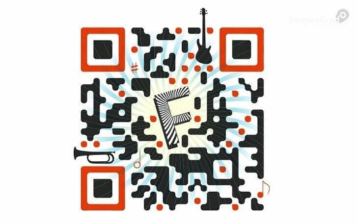 Идеи для творчества – подборка самых креативных QR-кодов, фото-4
