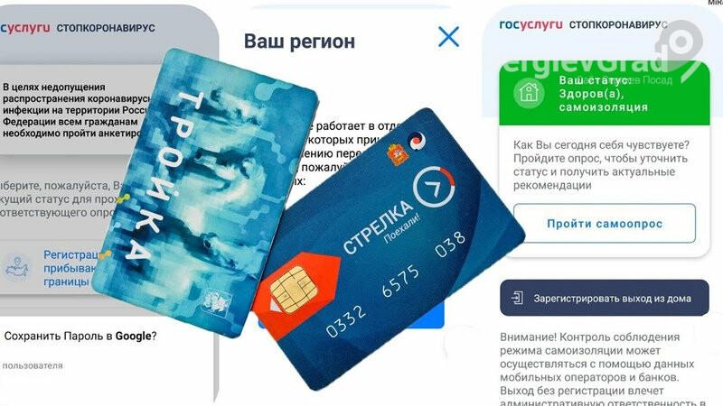 Как в Московской области оформить электронный пропуск через мобильное приложение, SMS и портал «Госуслуги», фото-5
