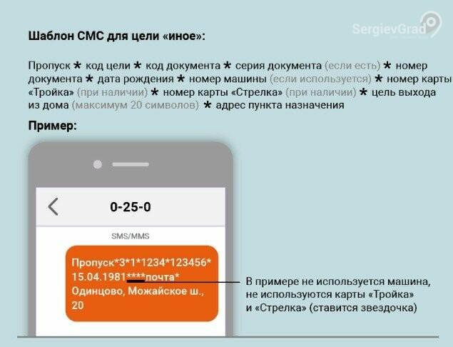 Как в Московской области оформить электронный пропуск через мобильное приложение, SMS и портал «Госуслуги», фото-3