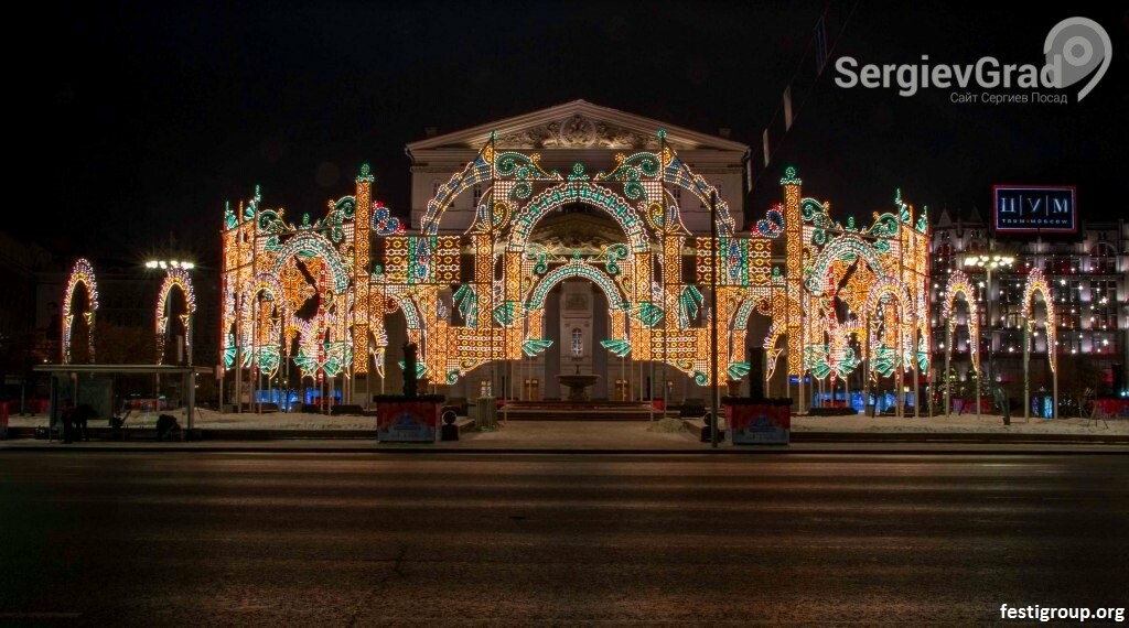 Масштабная световая инсталляция будет создана на территории Троице-Сергиевой Лавры, фото-1