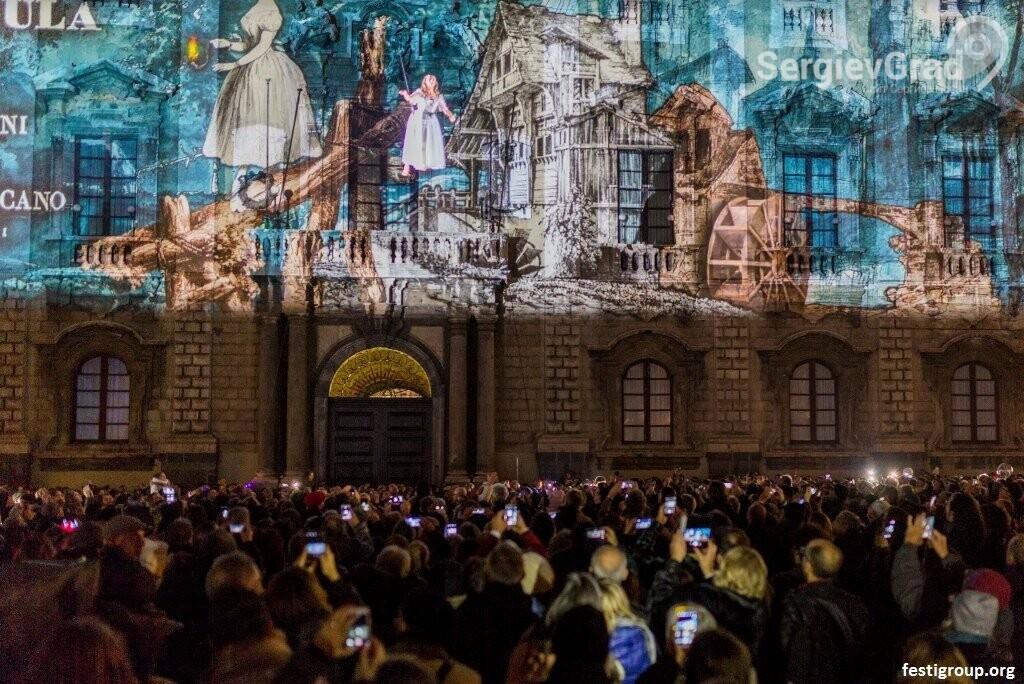 Масштабная световая инсталляция будет создана на территории Троице-Сергиевой Лавры, фото-3