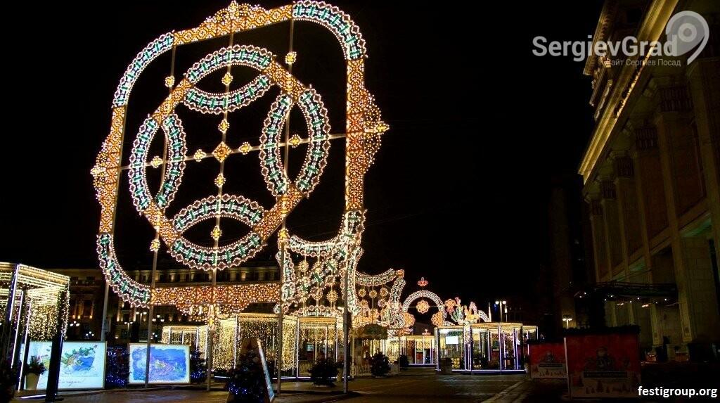 Масштабная световая инсталляция будет создана на территории Троице-Сергиевой Лавры, фото-6
