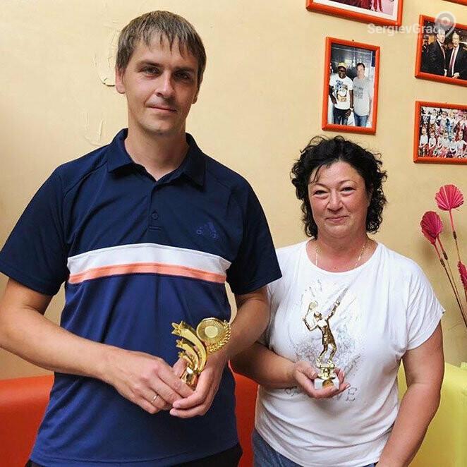 2 августа в Сергиевом Посаде прошёл турнир по теннису, фото-1