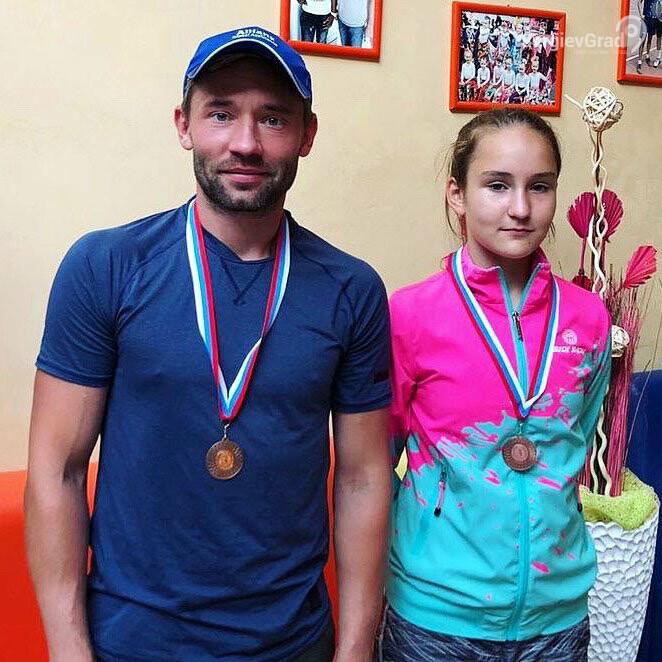 2 августа в Сергиевом Посаде прошёл турнир по теннису, фото-3