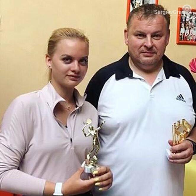 2 августа в Сергиевом Посаде прошёл турнир по теннису, фото-2