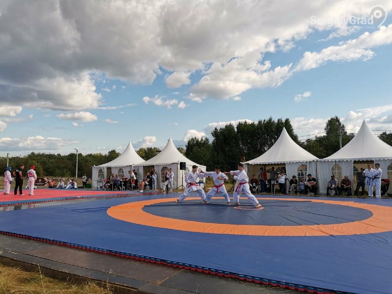 Фестиваль «Русский мир – 2020»: как это было в Сергиевом Посаде, фото-4