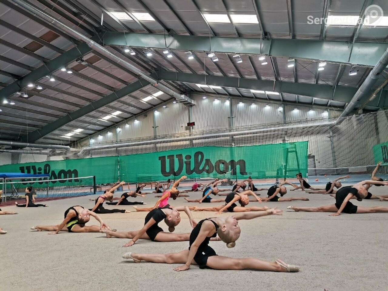 Лучший спорт для девочки – художественная гимнастика, фото-1