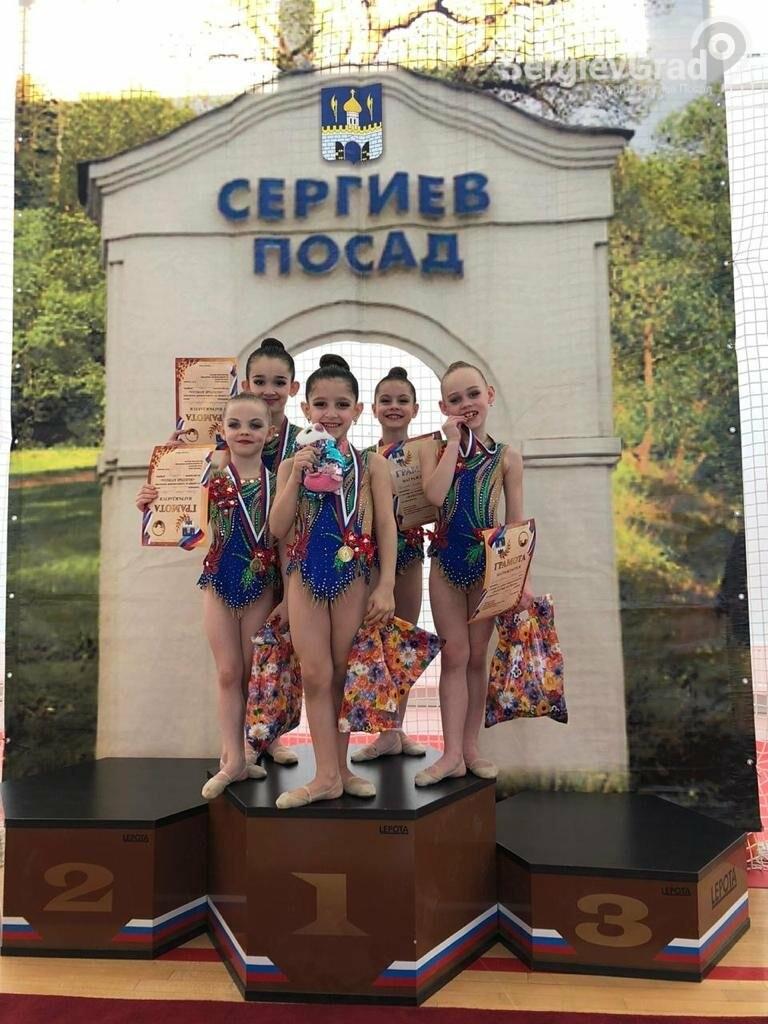 Лучший спорт для девочки – художественная гимнастика, фото-6