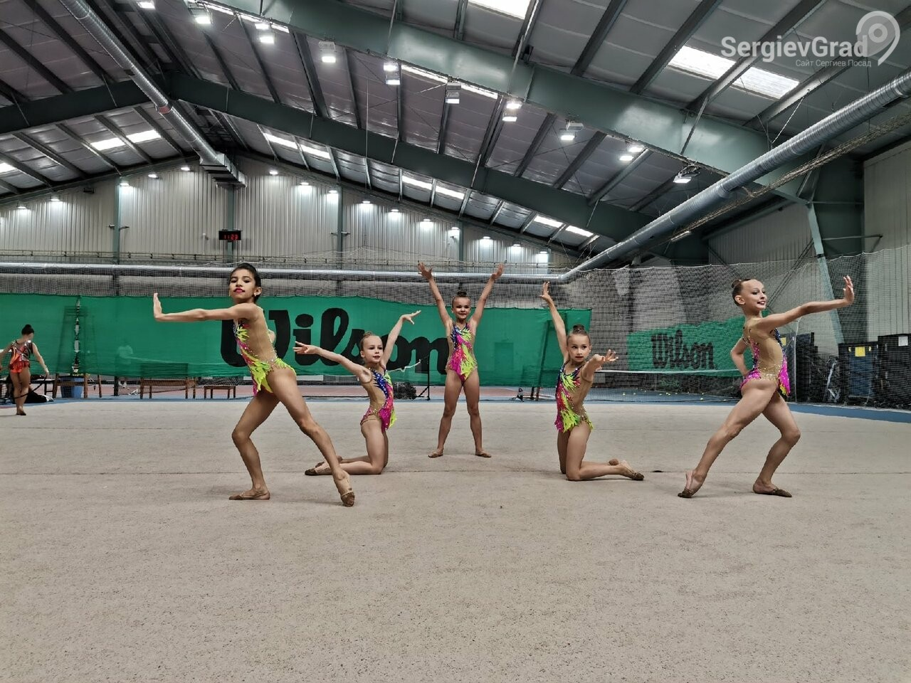 Лучший спорт для девочки – художественная гимнастика, фото-2