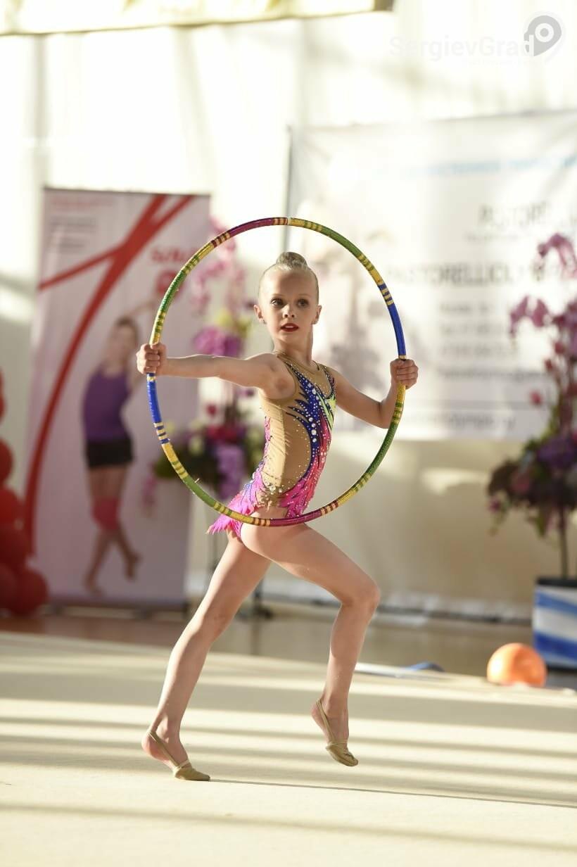 Лучший спорт для девочки – художественная гимнастика, фото-3