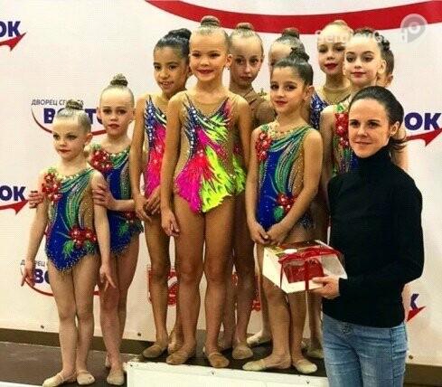 Лучший спорт для девочки – художественная гимнастика, фото-4