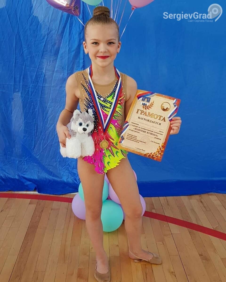 Лучший спорт для девочки – художественная гимнастика, фото-7