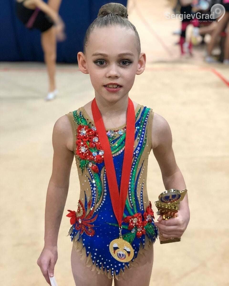 Лучший спорт для девочки – художественная гимнастика, фото-8