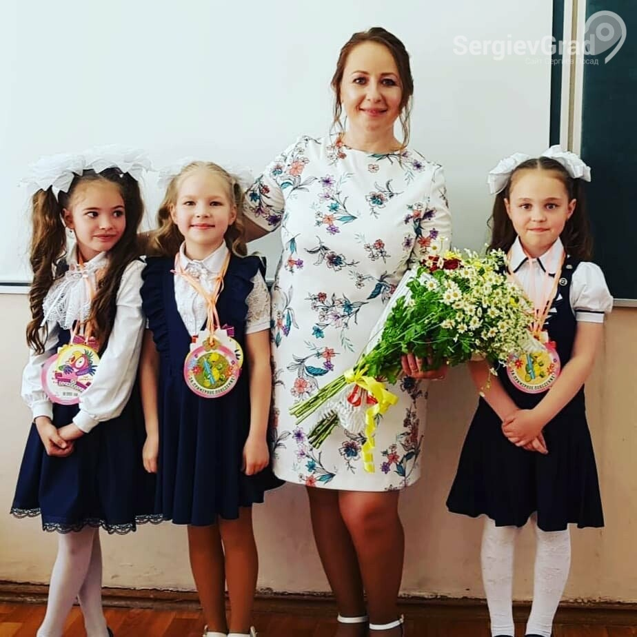 Тренина Светлана Геннадиевна – участник конкурса «Любимый учитель – 2020», фото-1