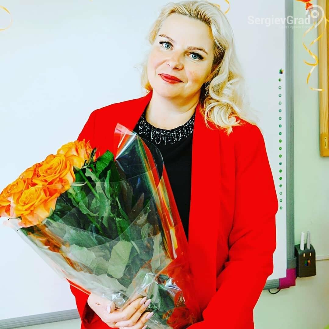 Бурова Ирина Михайловна – участница конкурса «Любимый учитель», фото-1