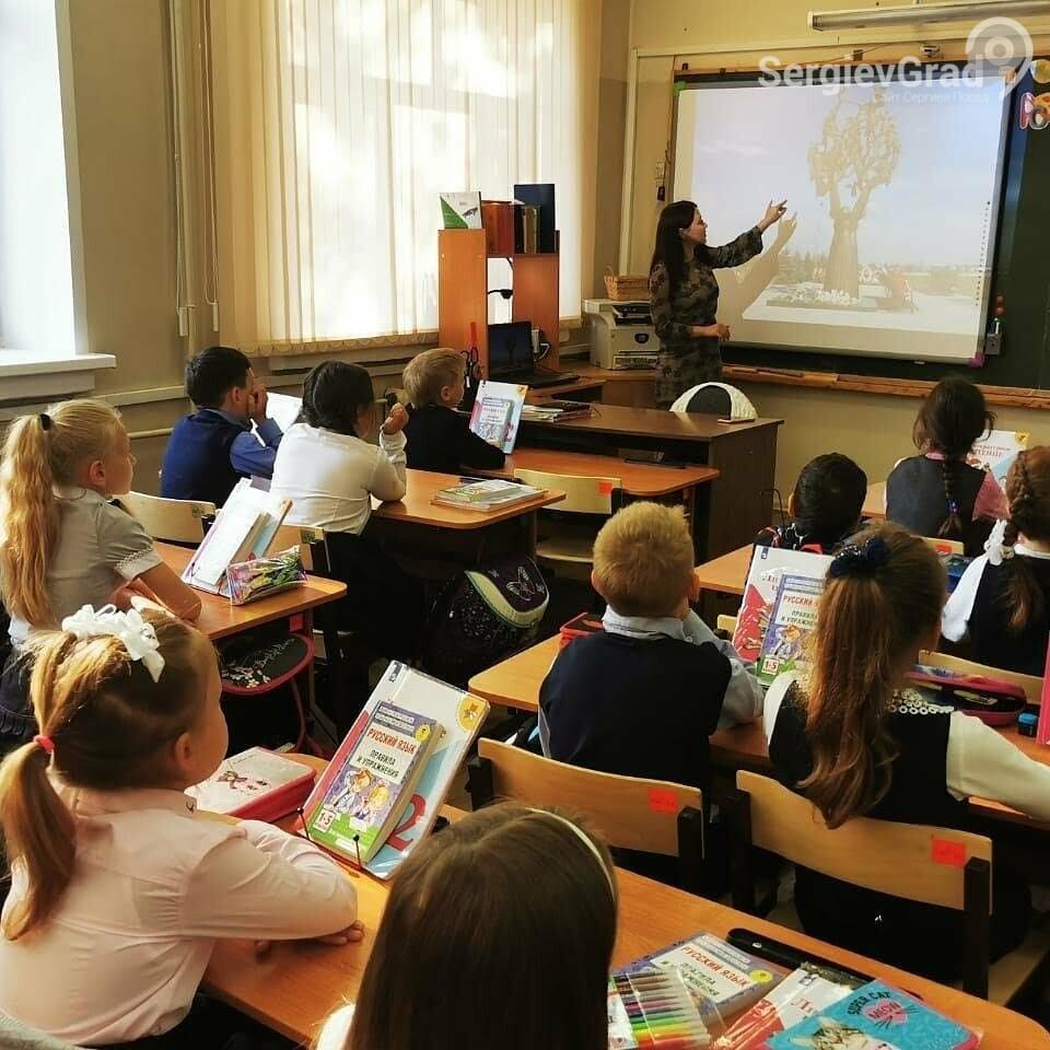Климова Алёна Игоревна  – участник конкурса «Любимый учитель – 2020», фото-2