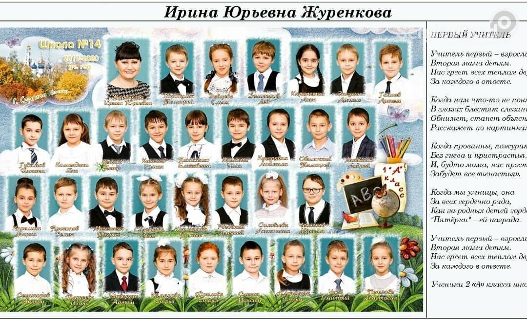 Журенкова Ирина Юрьевна – участник конкурса «Любимый учитель», фото-1
