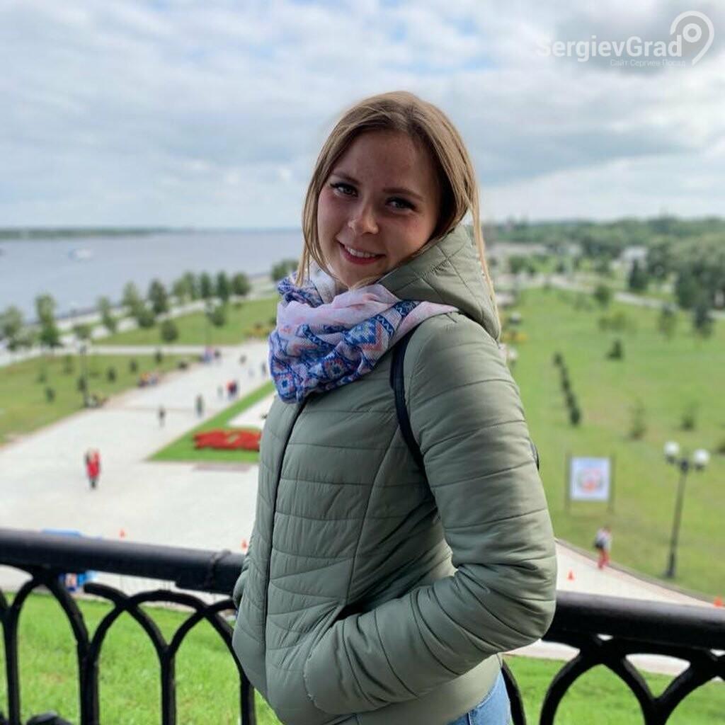 Дубровина Кристина Сергеевна – участник конкурса «Любимый учитель» г. Сергиев Посад, фото-1