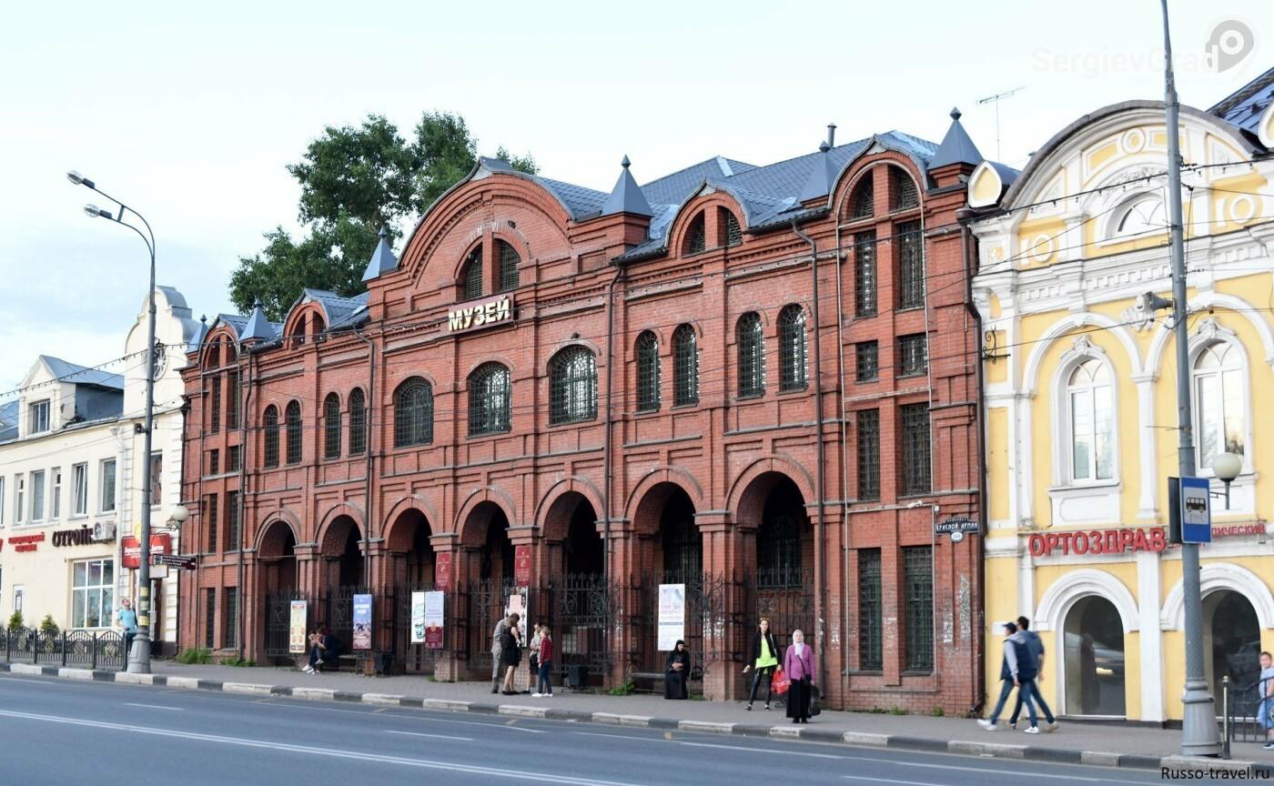 Старинный и интересный проспект Красной Армии, фото-13