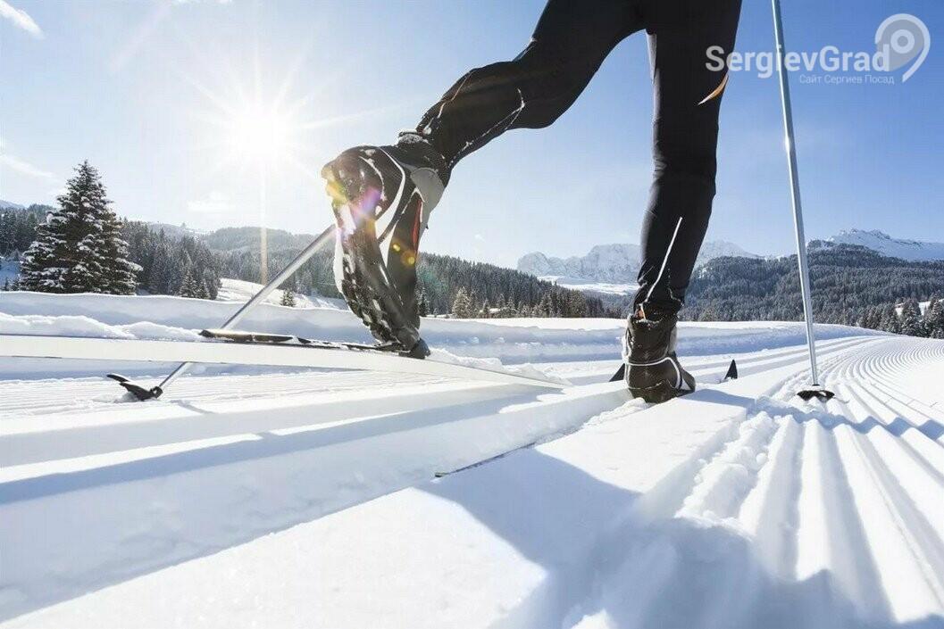 Хотьба на беговых лыжах