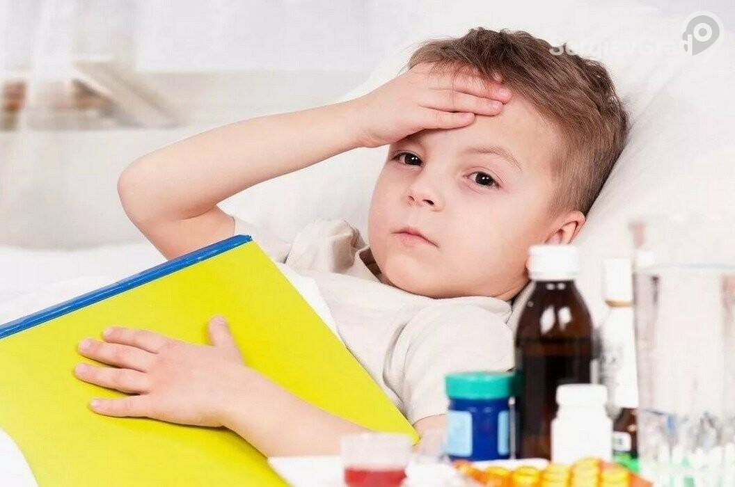 Распространённые симптомы Covid-19 у детей
