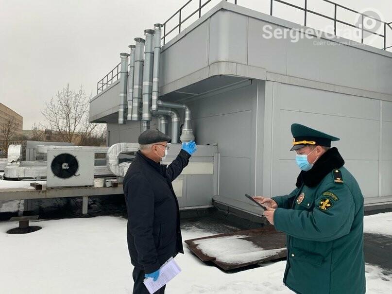 Главгосстройнадзор проверит строящийся диализный центр в Сергиевом Посаде.