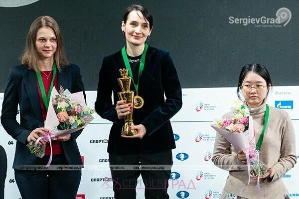 Россиянка Екатерина Лагно стала троекратной чемпионкой мира по блицу, фото-1