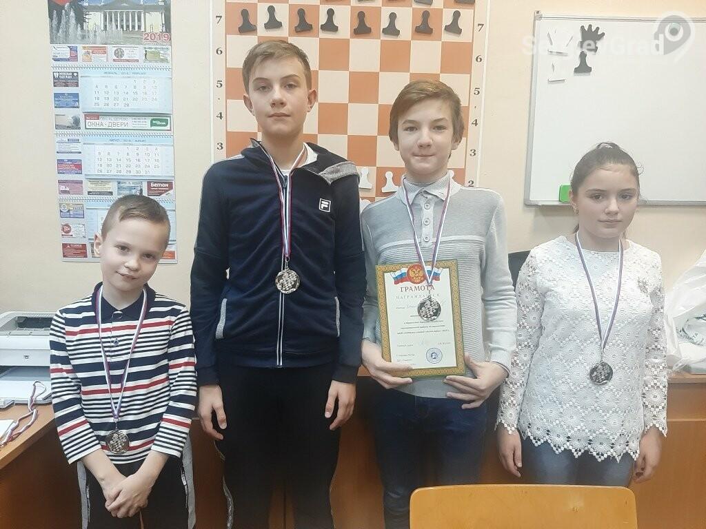 Команда гимназии №5 стала победителем шахматного турнира «Белая ладья», фото-3