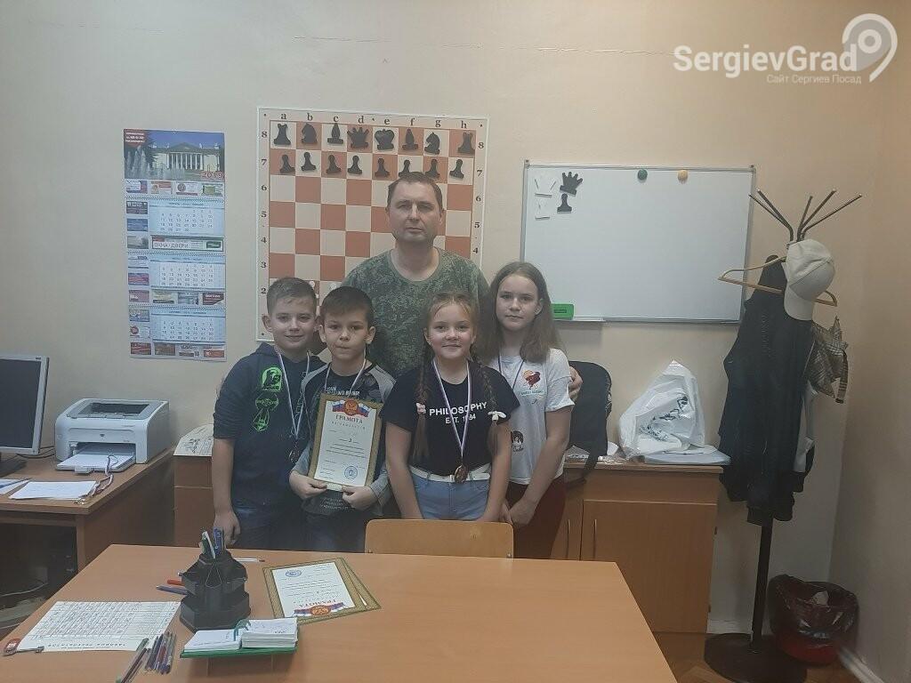 Команда гимназии №5 стала победителем шахматного турнира «Белая ладья», фото-2