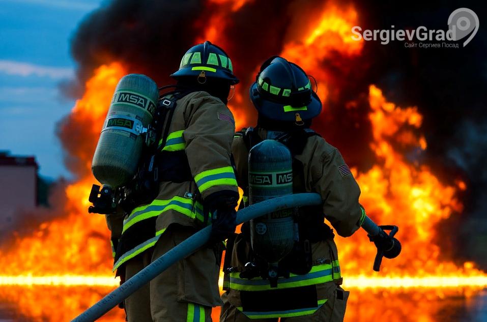 Пожарная часть на Загорской ГАЭС перестанет работать с 1 января