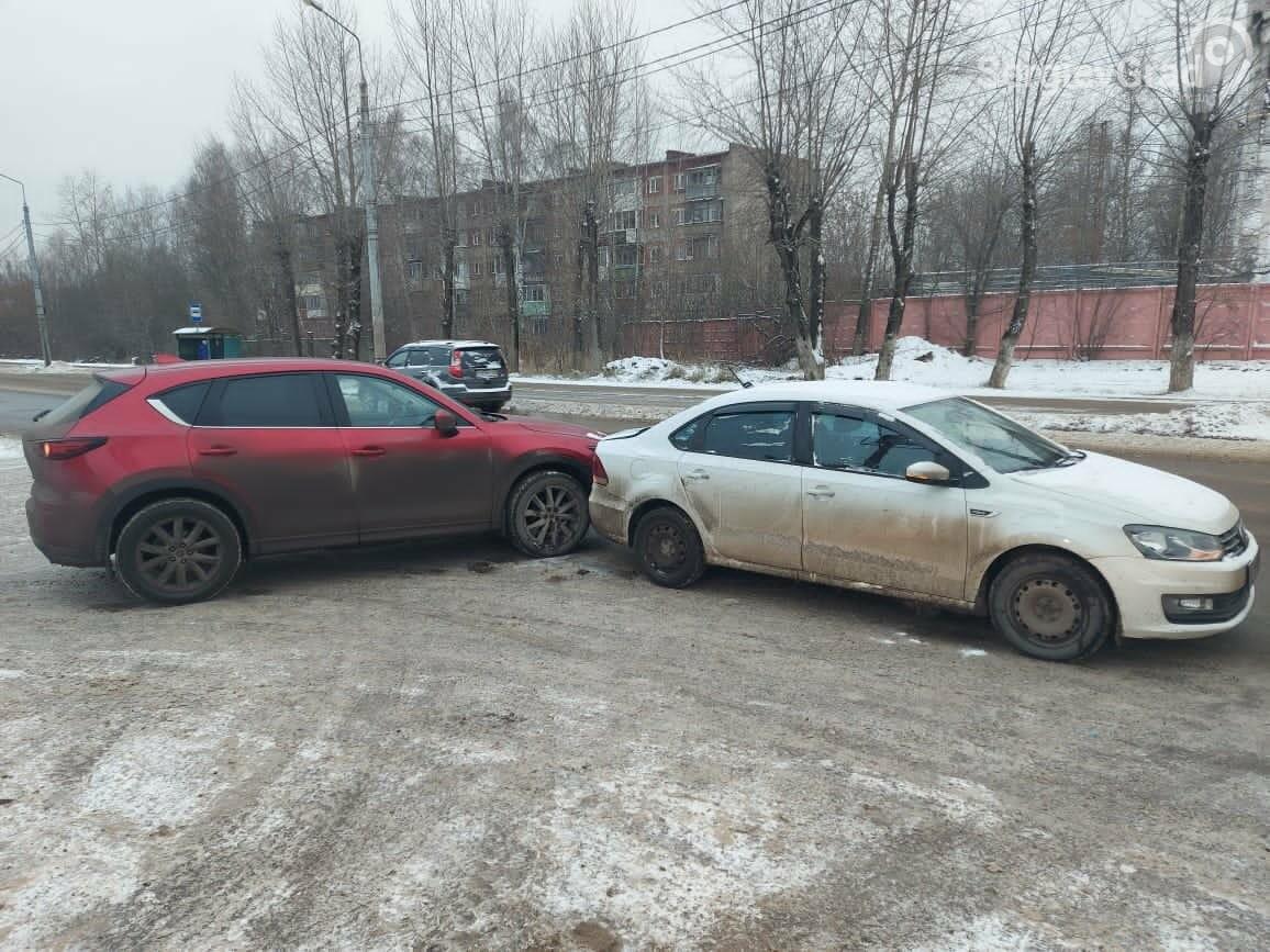 Сводка ДТП в Сергиевом Посаде с 4 по 9 декабря