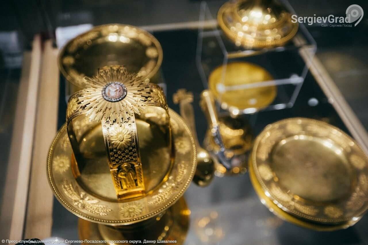«На встречу с прошлым» приглашает Сергиево-Посадский музей-заповедник