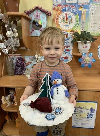 Лучкин Пётр, 4 года, МБОУ «Начальная школа-детский сад №7», группа 4, г. Пересвет