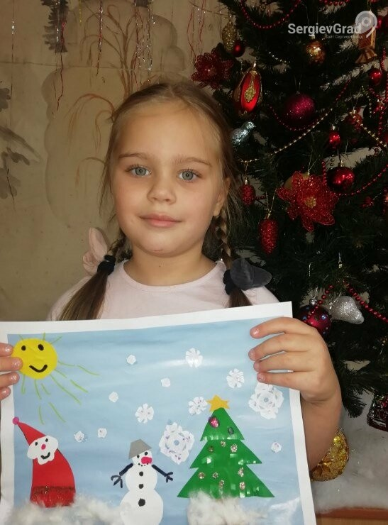 Кинова Маруся, 6 лет
