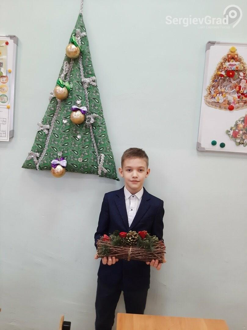 Участник конкурса «Моя новогодняя поделка» – Коломейцев Никита МБОУ СОШ №19