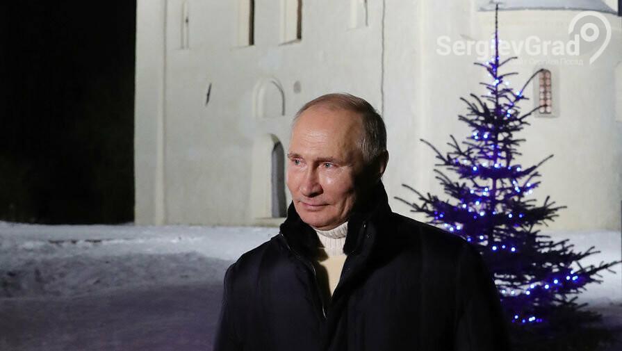 Владимир Путин поздравил православных россиян с Рождеством Христовым, фото-1